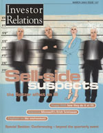March 2003 cover