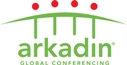 Arkadin Global Conferencing logo