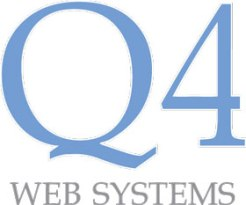 Q4 Web Systems logo