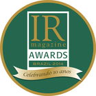 IR Magazine Awards - Brazil 2014