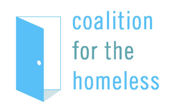 Coalition for the Homeless Logo