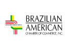 Brazilian-American Chamber of Commerce logo