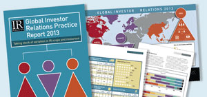 Global IR Practice Report 2013