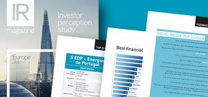Investor Perception Study – Europe 2015
