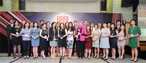 Nominees for the IR Magazine Awards – South East Asia 2013