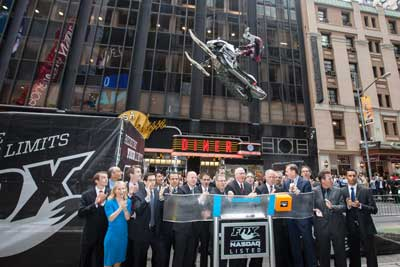 Fox Factory Holdings rings the NASDAQ opening bell