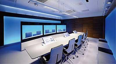 Technopolis' virtual conference center