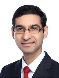 Aditya Renjen, general manager of IR at Olam International