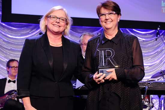 Bombardier at the IR Magazine Awards - Canada 2014