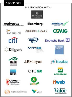 Brazil 2014 sponsors