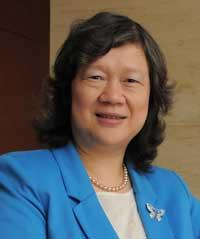 Estella Ng, Country Garden CFO