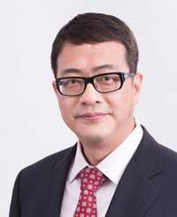 Jacky Yung, China Telecom head of IR