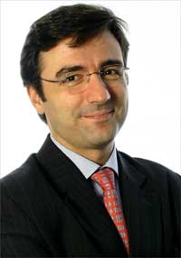 Nuno Vieira, head of IR at Portugal Telecom