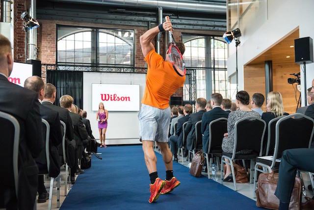 amer sports investor day tennis
