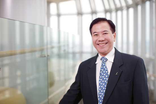 Harold Woo, CapitaLand