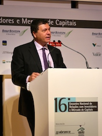 IBRI president Geraldo Soares