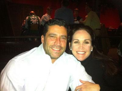 George Baletsa and Linda Frazier