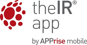 the IR app logo