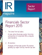 Financial Sector Report 2015