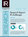 Research Report: IR challenges