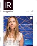IR Magazine summer 2017 cover
